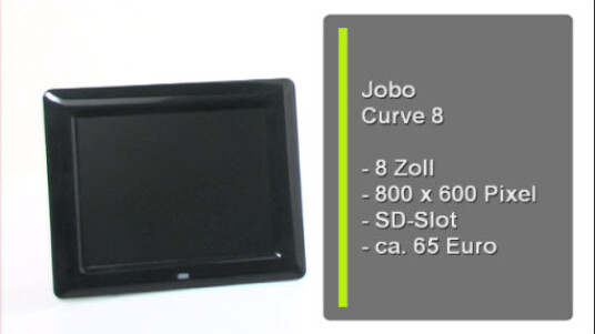 Jobo Curve 8