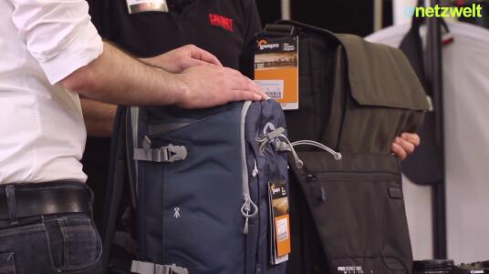 Lange Touren und viel Equipment? Rücksäcke und große Kamerataschen im Überblick.