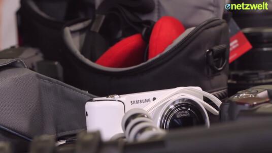 Um eine Systemkamera samt Zubehör zu verstauen gibt zu verschiedene Situationen die passenden Alternativen.
