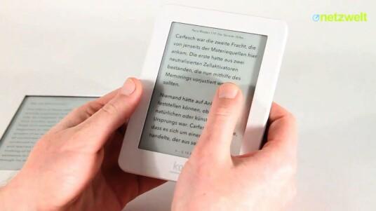 Mit dem Kobo mini bringt Hersteller Kobo einen besonders günstigen E-Reader auf den Markt. Dessen Hosentaschen-Format dürfte jedoch nicht jedem gefallen.