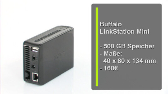 Buffalo Link Station Mini