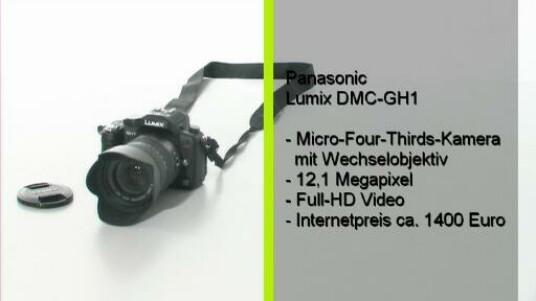 Die Panasonic Lumix DMC-GH1 ist eine Kamera, die eine gelungene Mischung aus Kompaktkamera und Spiegelreflexkamera bietet. Sie bietet eine deutlich bessere Bildqualität als Kompakte und viele Funktionen einer Spiegelreflex-Kamera.
