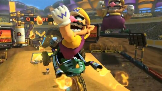 Mario Kart 8 - Mehr neue Features-Trailer