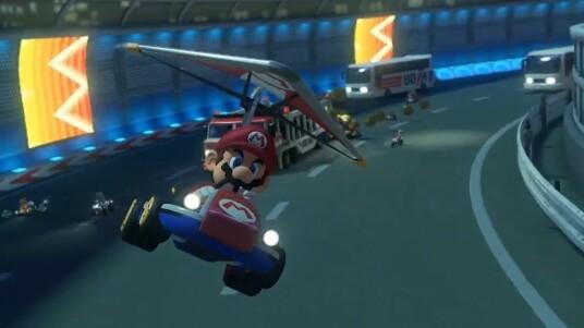 Mario Kart 8 - Neue Strecken, Charaktere und mehr (Wii U)