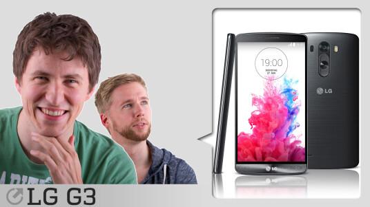 Keine 24 Stunden nach der Ankunft in der Redaktion muss sich das neue LG G3 einem ersten Live-Test stellen. Wie sehen Webseiten auf dem hochauflösenden QHD-Display des Smartphones aus? Wie fühlt sich die aus Metall und Kunststoff gefertigte Rückseite an? Welche Vorteile bringt der neue Laser-Autofokus bei der Kamera? Was ist die Selfie-Fist? Diese und weitere Fragen beantworten für Sie live vor der Kamera Sebastian Tyzak und Jan Kluczniok.