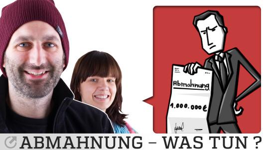 Netzwelt Live: Abmahnung - was tun?