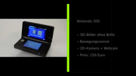 Nintendos 3DS bietet weitaus mehr als nur 3D-Technik. Titel, die die Möglichkeiten des  Handhelds ausreizen sind aber noch rar.