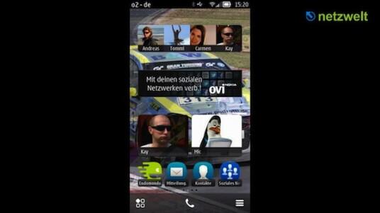 Nokia verpasst Symbian mit dem Belle-Update eine Android-ähnliche Nutzeroberfläche.