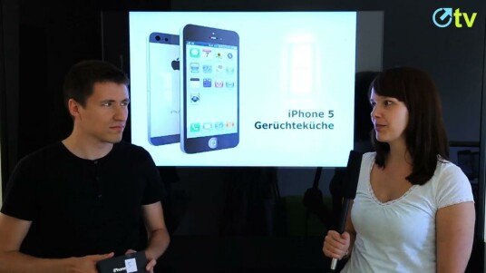 In der neuen Folge von netzwelt-TV werfen Annika und Jan einen Blick in die iPhone 5-Gerüchteküche. Größeres Display?, kleinerer Dock-Connector? - Was erscheint realistisch, und was nicht?