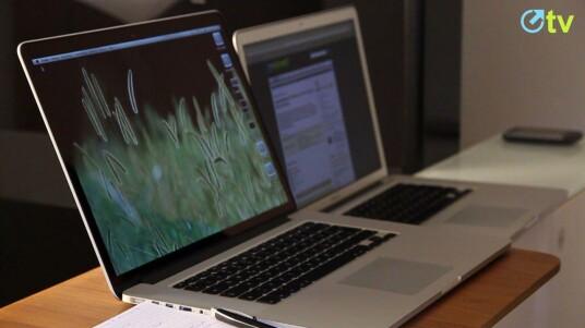 Netzwelt-TV #12: MacBook Pro Retina