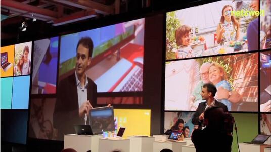 Netzwelt sprach im Rahmen des Windows 8 Launch-Events in Berlin mit Oliver Gürtler, Leiter des Geschäftsbereichs Windows bei Microsoft Deutschland. Dabei ging es um die Gründe für das Abschaffen des Startmenüs genauso wie die Entscheidung für die neue Benutzeroberfläche.