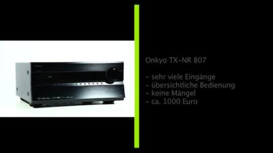Onkyo TX-NR 807