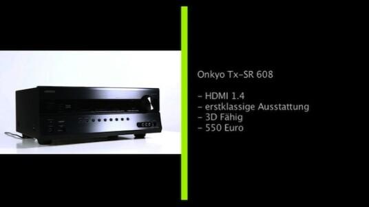 Onkyo TX-SR 608