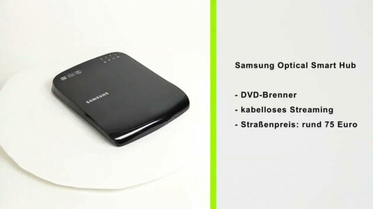 Samsung Optical Smart Hub