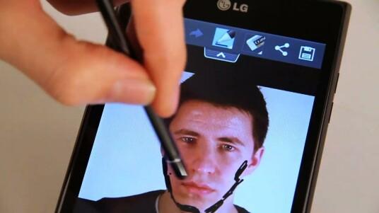 LG präsentiert mit dem Optimus Vu einen Konkurrenten zum Samsung Galaxy Note. Das Modell weist dabei ein ungewöhnliches Format auf.