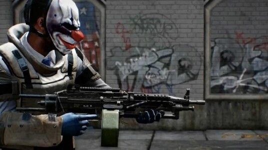 Payday 2: The Death Wish - Trailer