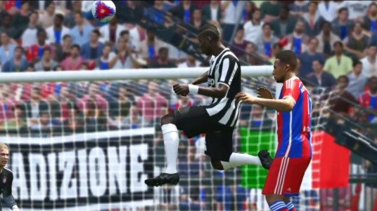 Pro Evolution Soccer 15 - Trailer