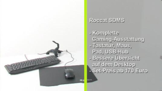 Roccat Kova, Arvo und Apuri