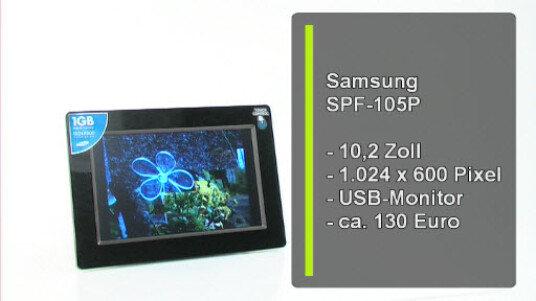 Samsung SPF 105 P