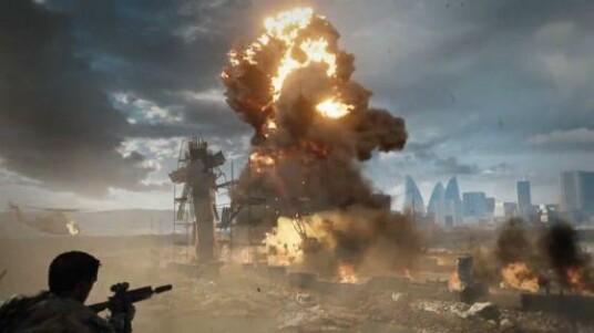 Battlefield 4 - Announcement Trailer