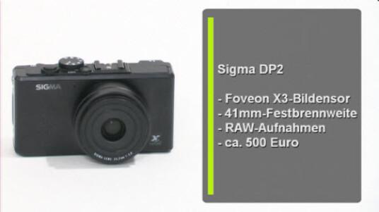 Mit dem Bildsensor eine Spiegelreflexkamera liefert die Sigma DP2 vor allem bei Bildern im Rohdatenformat X3F eine hervorragende Bildqualität.
