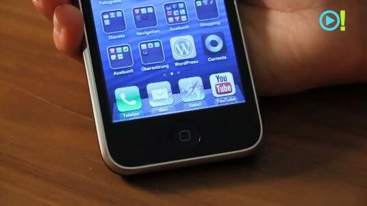 Bei älteren iPhones ist der Home-Button eine eindeutige Schwachstelle. Nach längerem Gebrauch reagiert dieser häufig nur noch mit Verzögerung. Wie Sie versuchen können diesen Defekt zu beheben ohne das Gerät aufschrauben zu müssen, zeigt das Video.