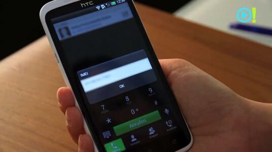 Seit Kurzem ist bekannt, dass manipulierte USSD-Befehle Android-Smartphones aus der Ferne gelöscht und eingelegte SIM-Karten gesperrt werden können. Wie Sie wissen, ob Ihr Handy gefährdet ist und wie Sie sich schützen können, zeigt das Video. Sicherheitscheck-Link: http://www.netzwelt.de/ussd