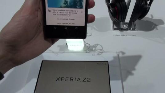 Sony stellt auf dem MWC in Barcelona einen Nachfolger für sein Spitzenmodell Xperia Z1 vor. Viel hat sich auf den ersten Blick nicht geändert, die Unterschiede liegen im Detail. Netzwelt gibt einen Überblick über die Neuerungen.