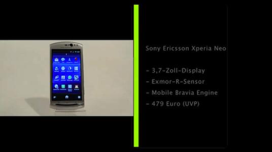 Das Xperia Neo überzeugt im netzwelt-Test und präsentiert sich für Multimedia-Fans als günstige Alternative zu aktuellen Android-Flaggschiffmodellen.
