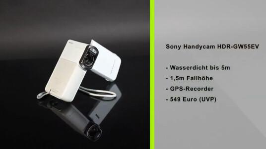 Sony Handycam GW55EV