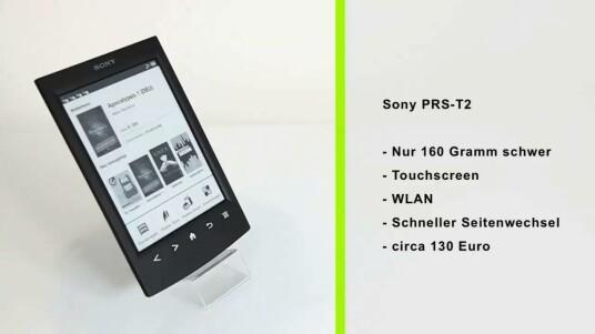 Sony PRS-T2