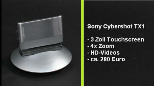Die Sony Cybershot TX1 kann im Test nicht ganz überzeugen. Die Bildqualität ist lediglich unterdurschsnittlich und die Bedienung über den Touchscreen lässt auch zu Wünschen übrig.