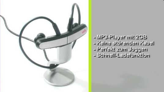 Sony Walkman NWZ-W202