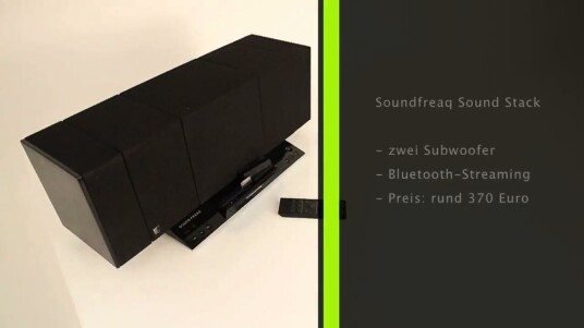 Soundfreaq Sound Stack SFQ-03