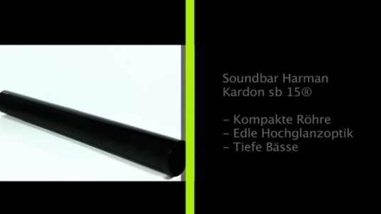 Soundbar Harman Kardon SB 15