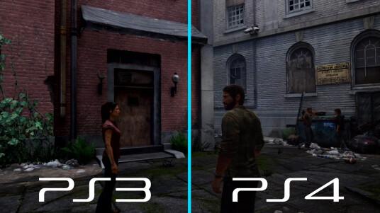 The Last Of Us Remastered: Vergleich zwischen PS3- und PS4-Version