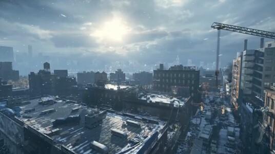 Tom Clancys: The Division - Snowdrop Engine - GDC 2014