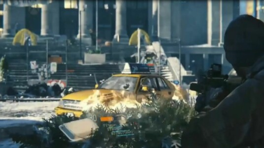 Tom Clancy´s The Division - E3 2014-Gameplay