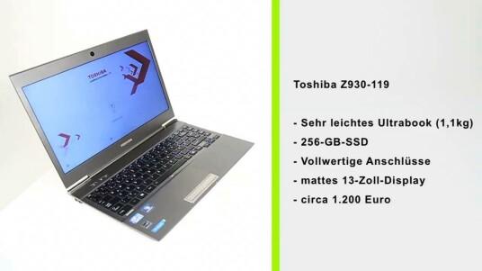 Toshiba Z930-119