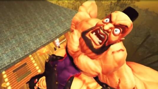 Ultra Street Fighter 4 - Kostüm-Trailer