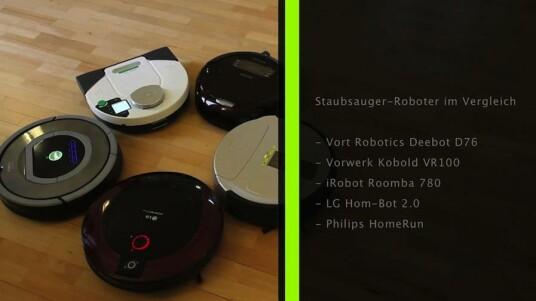 Staubsauger-Roboter versprechen ihren Besitzern ein Leben ohne Staubsaugen. Die Hersteller der verschiedenen Modelle verfolgen dabei die unterschiedlichsten Putzkonzepte und Orientierungsstrategien.
