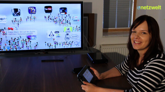 Netzwelt zeigt Ihnen Schritt für Schritt, wie Sie das erste Firmware-Update auf der Nintendo Wii U installieren.