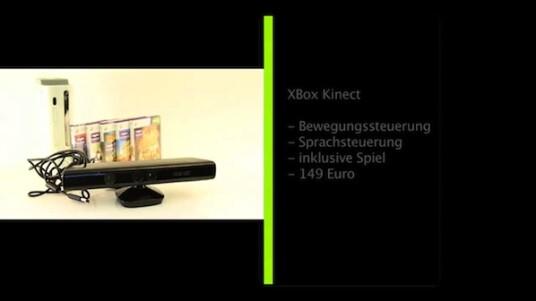 Mit Kinect rüstet auch Microsoft seine Konsole Xbox 360 mit einer Bewegungssteuerung aus. Das controllerlose System soll die Xbox noch auf Jahre für den Markt interessant machen.