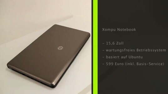 Xompu Notebook