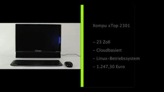 Xompu xTop 2301