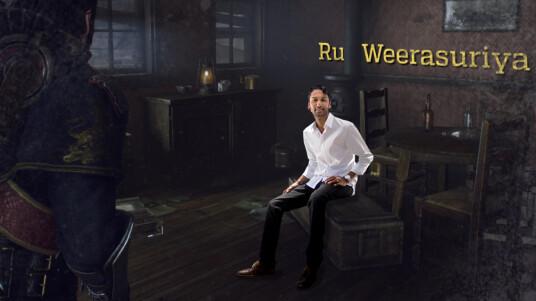 The Order 1886 Interview Ru Weerasuriya