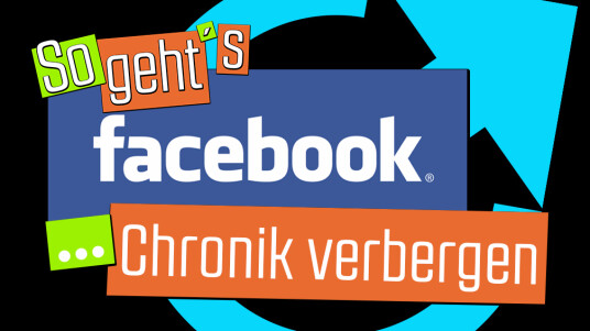So gehts: Facebook Chronik verbergen
