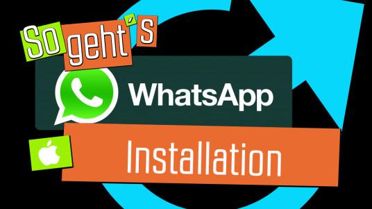 WhatsApp_IOS_Installieren