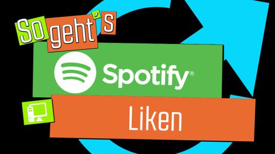 Um einen Song, ein Künstler oder ein Album für einen späteren Zeitpunkt zu speichern, bietet Spotify die Like-Funktion. So könnt ihr jederzeit auf eure Lieblingsstücke zurückgreifen.