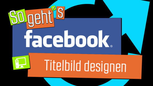 Facebook: Titelbild designen